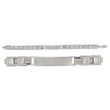 браслет из серебра 3407041486-18 от EVORA