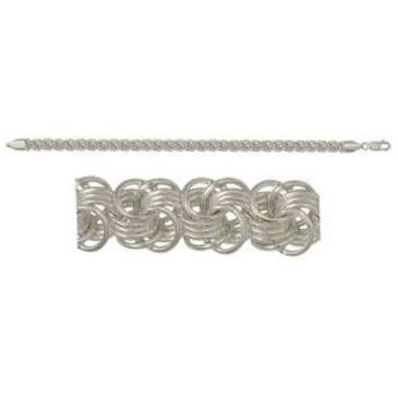 браслет из серебра 368008081022