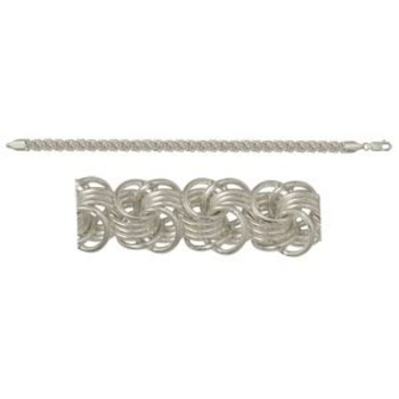 браслет из серебра 368008081020