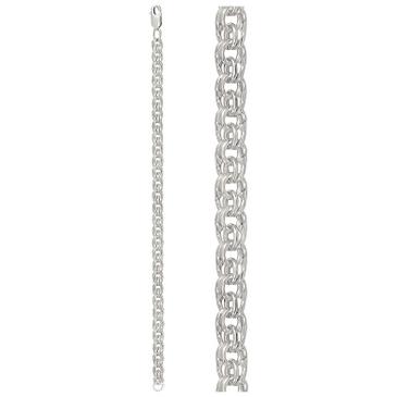браслет из серебра 368609080021