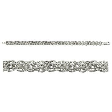 браслет из серебра 368008099019