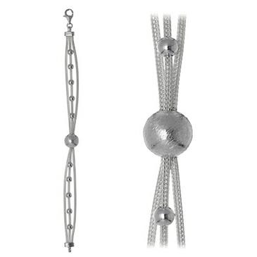 браслет из серебра 0035bk2590