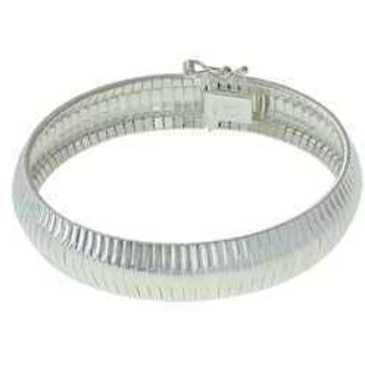 браслет из серебра omb438б120