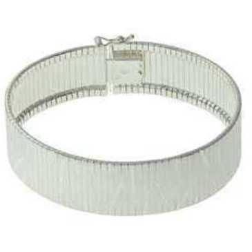 браслет из серебра ombflt170б451