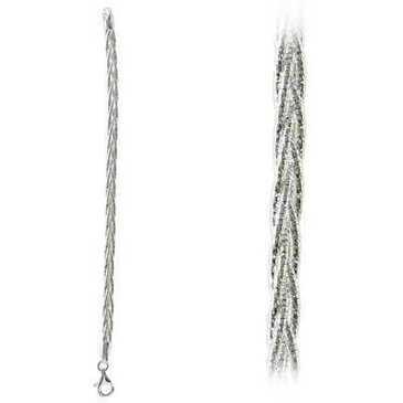 браслет из серебра omttrб65