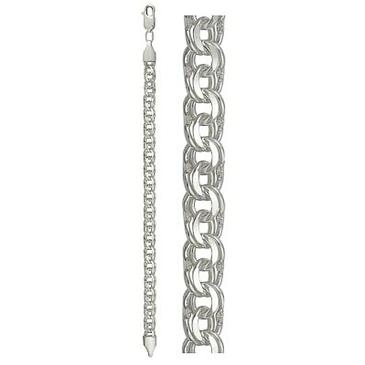 браслет из серебра 368810080019