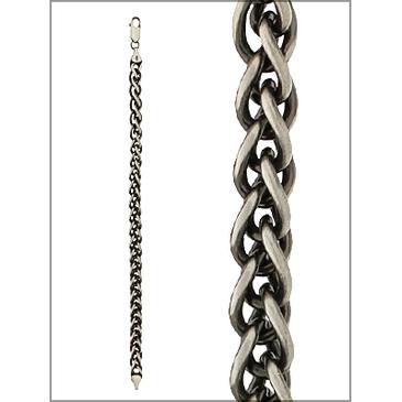 браслет из серебра spgб150