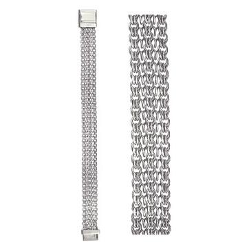 браслет из серебра 368006080022-3