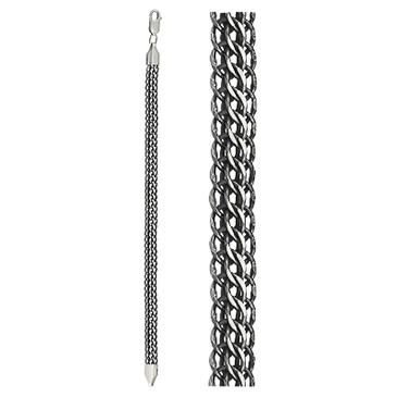 браслет из серебра 368307042021