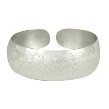 браслет из серебра 3400140990-18-2
