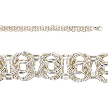 браслет из серебра 368010099021