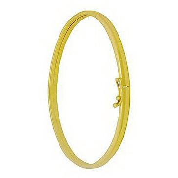 браслет из желтого золота 1403040079 от EVORA