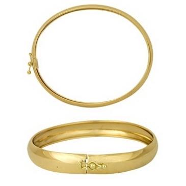 браслет из желтого золота 1403040133-17 от EVORA