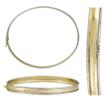 браслет из желтого золота 1404141543-18 от EVORA