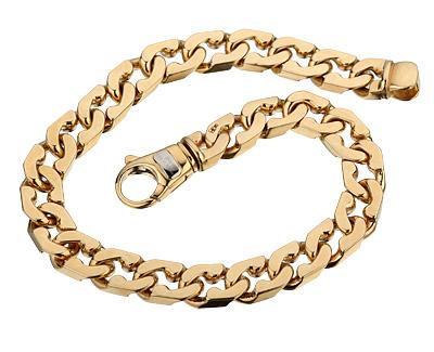 Посмотреть полное описание Эксклюзивный золотой браслет. на сайте компани в системе FIS. Золотой браслет 63960 от