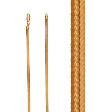 цепь корда из красного золота 165002539050 от EVORA