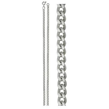 цепь из серебра 365810001060
