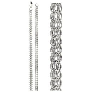 цепь из серебра 366805042055