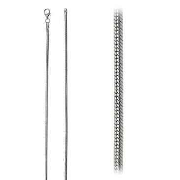 цепь из серебра tf230ц