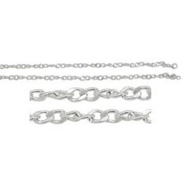 цепь плетение якорное из серебра 365615006045