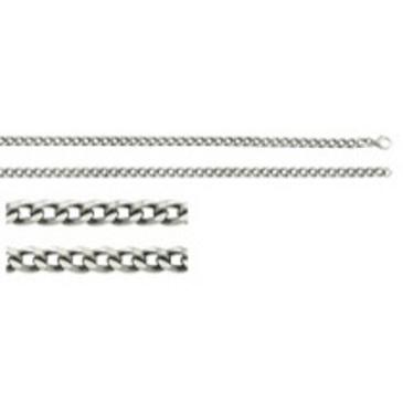 цепь плетение панцирное из серебра 365315007055