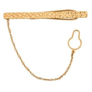 зажим для галстука из красного золота 1401346032