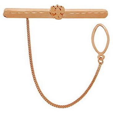 зажим для галстука из красного золота 1401346015