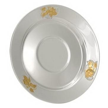 блюдце из серебра 3402674511