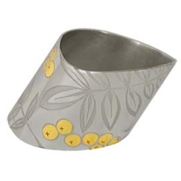 кольцо для салфеток из серебра 3402650344