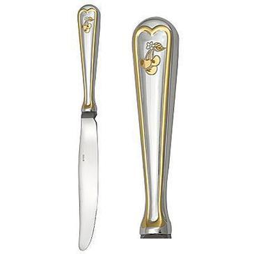 нож десертный из серебра 3402261056
