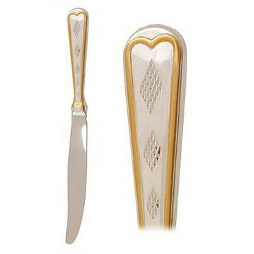 нож десертный. из серебра 3402861011