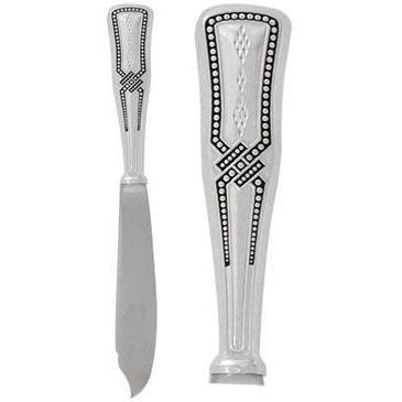 нож для рыбы из серебра 3408261040