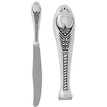 нож из серебра 3401061029