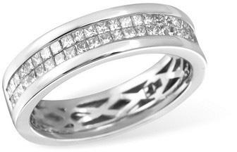 Кольцо  с бриллиантами из белого золота R13898WG