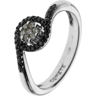 Кольцо Comete из белого золота ANB 1388