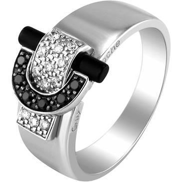 Кольцо Guy Laroche из белого золота TG045GDBN от EVORA