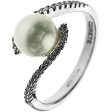 Кольцо Comete из белого золота ANP 342