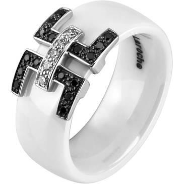 Кольцо Guy Laroche из керамики TN004GCBN