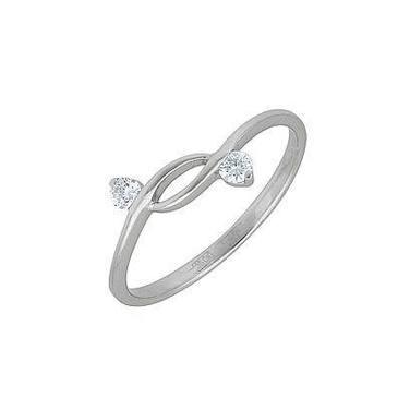 кольцо c бриллиантами из красного золота 11032607