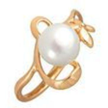 кольцо из красного золота 1240001071