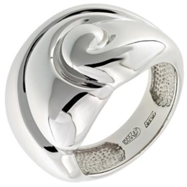 кольцо из палладия 10007244
