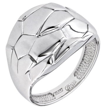 кольцо из палладия 10007270