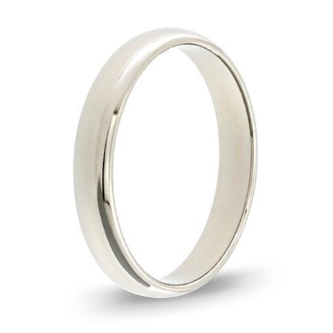 кольцо обручальное 3,5 мм из палладия 10002848
