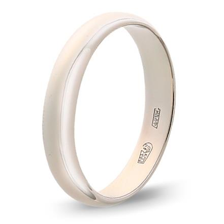 кольцо обручальное из палладия 10002870