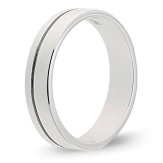 кольцо обручальное из палладия 10007606