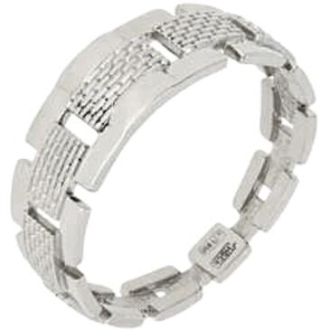 кольцо из платины 15007880