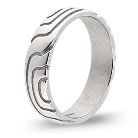 кольцо из платины 15007608