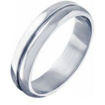 кольцо из платины 15007609