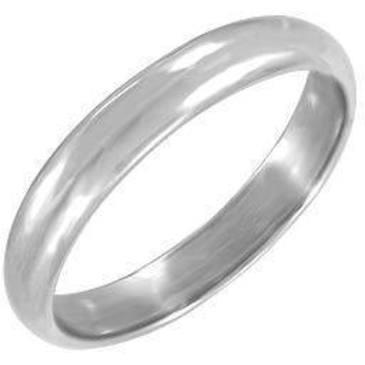 кольцо обручальное из платины 15002869