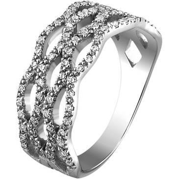 Кольцо Georges Legros из серебра AL1617SSI